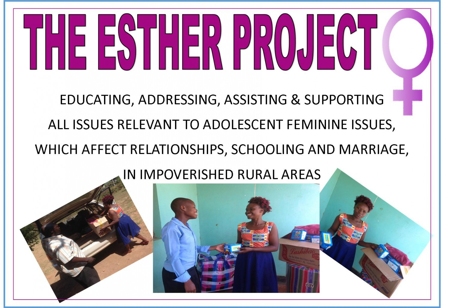 esther project ad final
