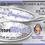 Mirror Mirror Conference Ticket