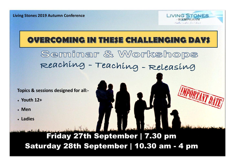Living Stones: Reaching - Teaching - Releasing