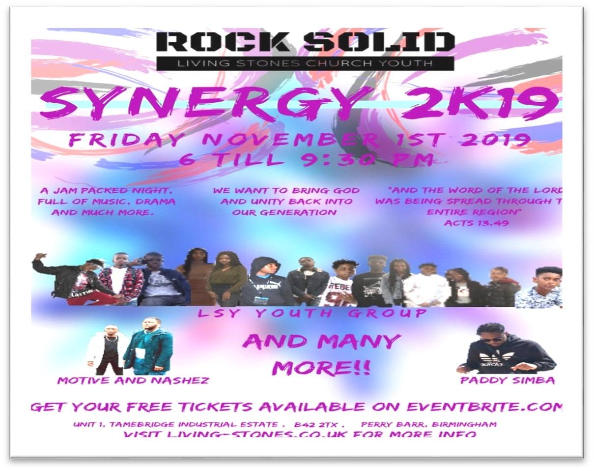 Synergy 2k19 - Youth Night